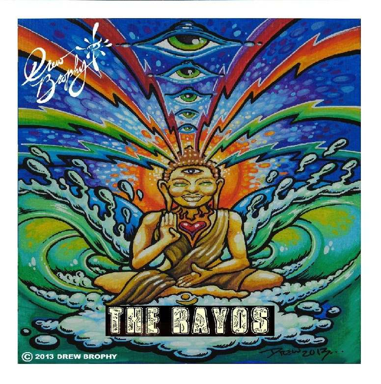 The Rayos - Blue Noise