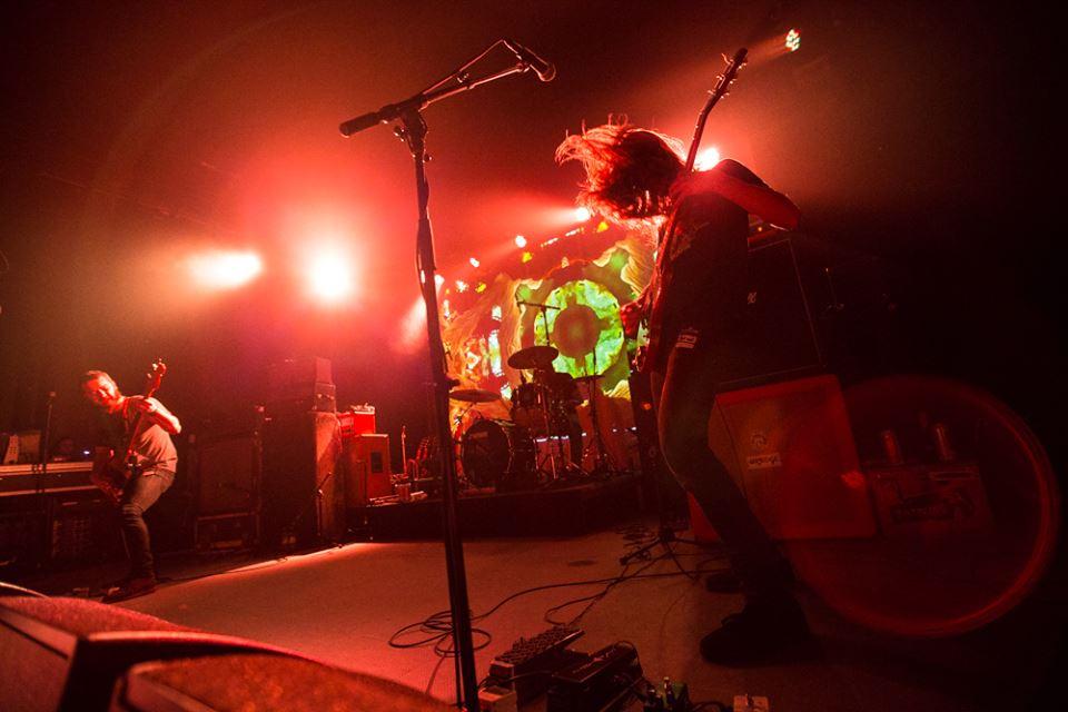 Elder Band Live