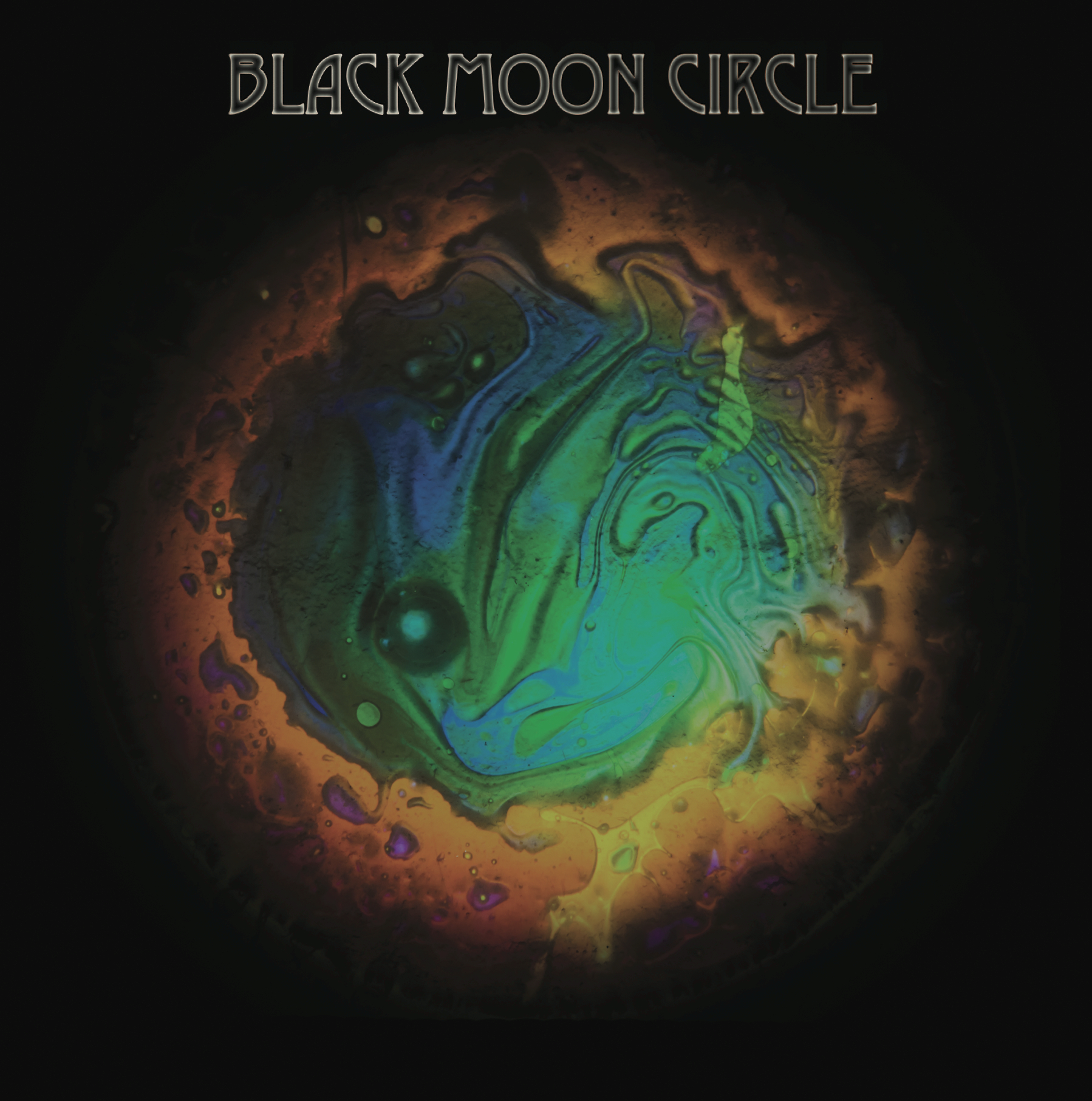 Black Moon Circle - The Studio Jams Vol 1 Yellow Nebula in the Sky