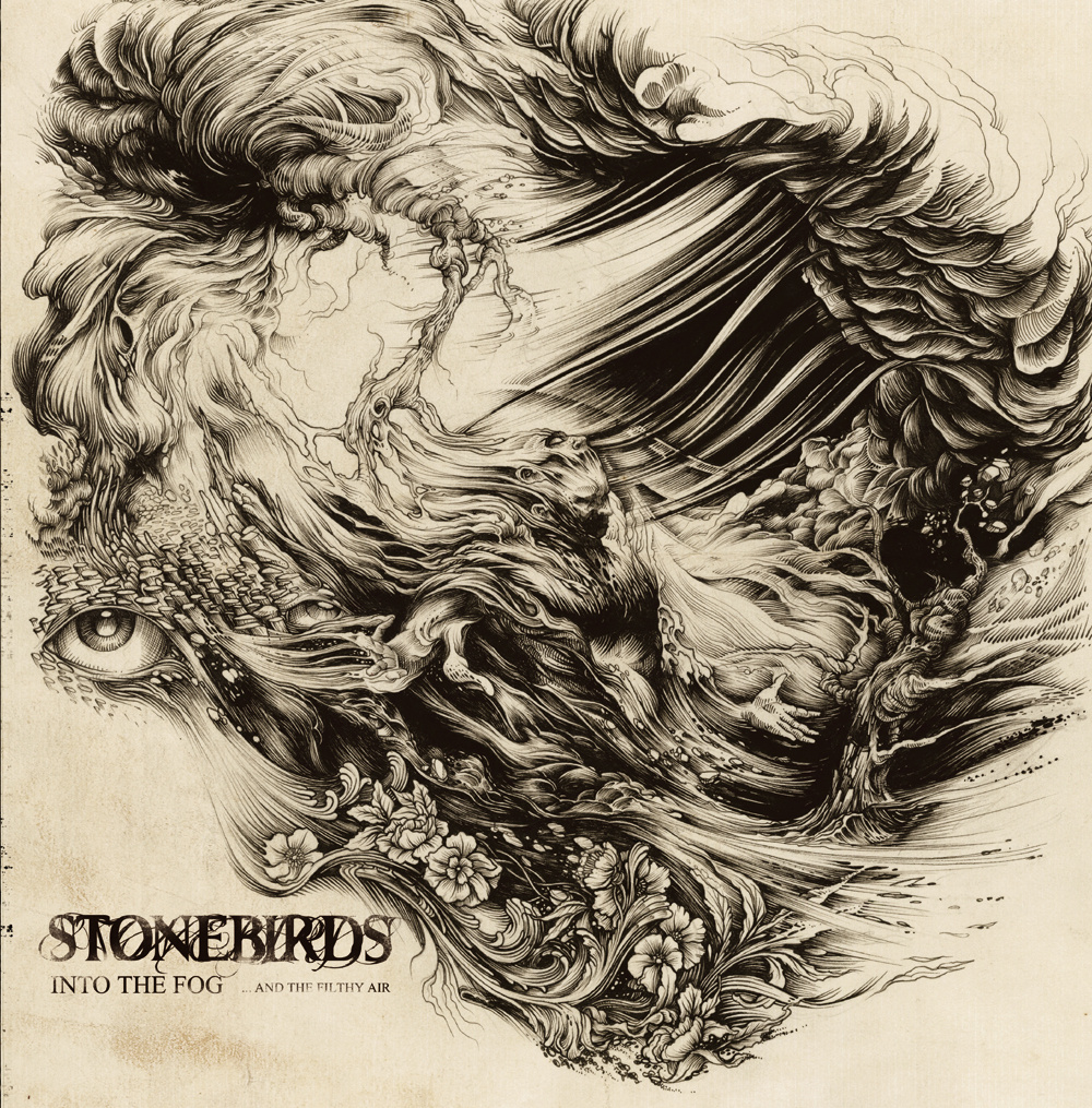 Stonebirds - Into The Fog... And Filthy Air