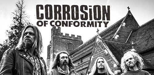 Corrosion Of Conformity Band