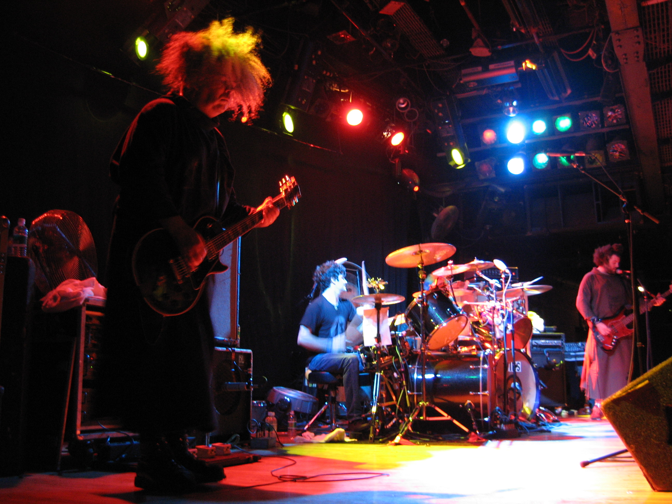 Melvins Band Live