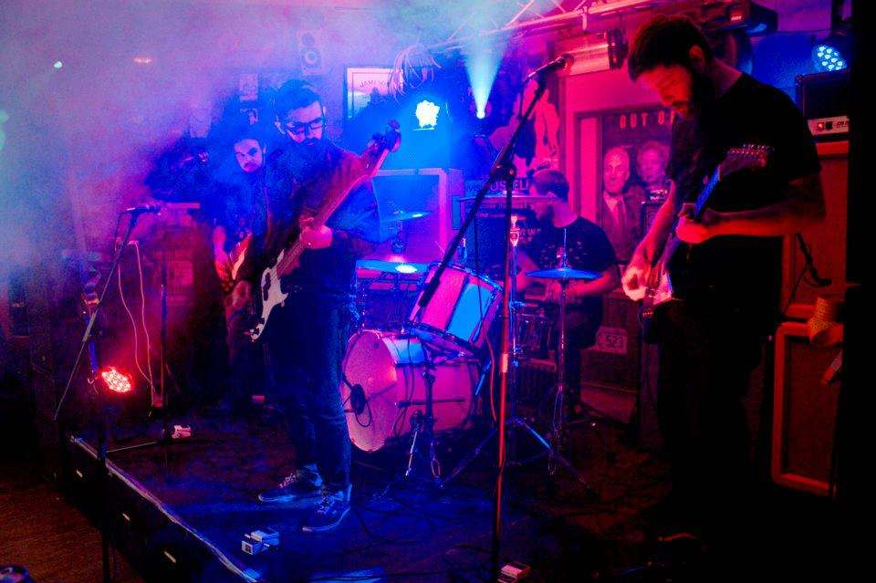 Harvester Band Live