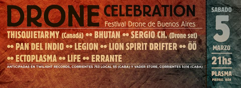 Cartel Drone Celebration