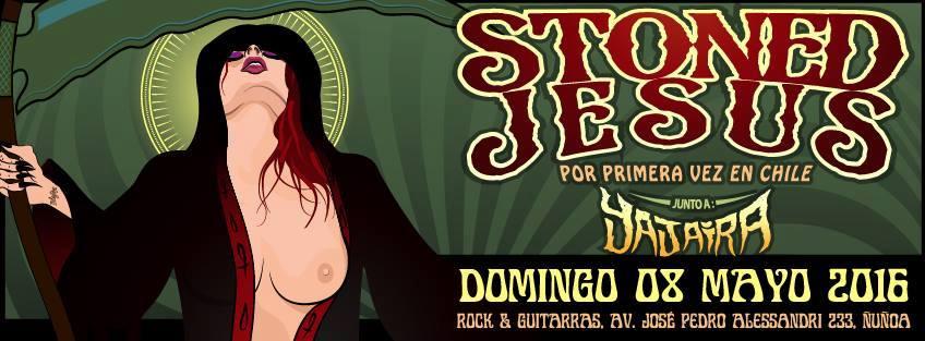 Cartel Stoned Jesus + Yajaira