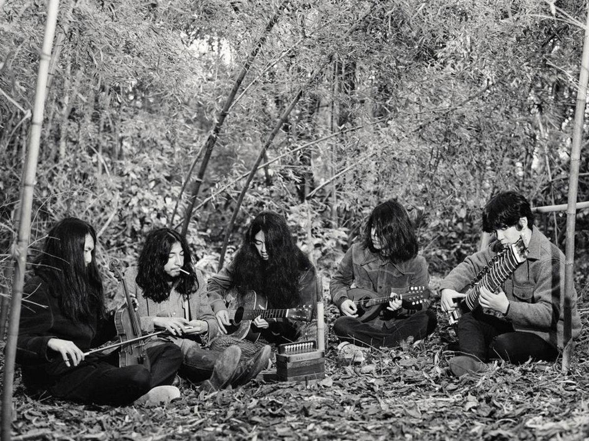 Kikagaku Moyo Band