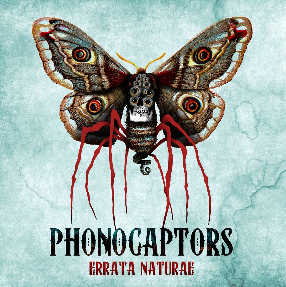 Phonocaptors - Errata Naturae