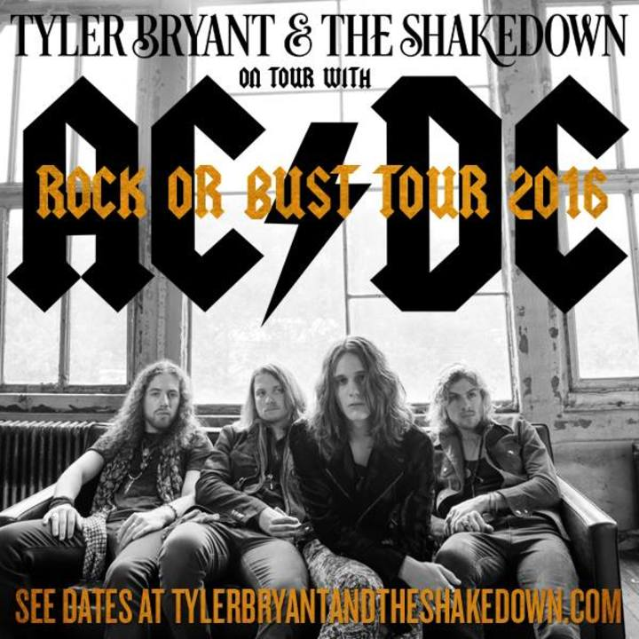 Tyler Bryant & The Shakedown Cartel Gira