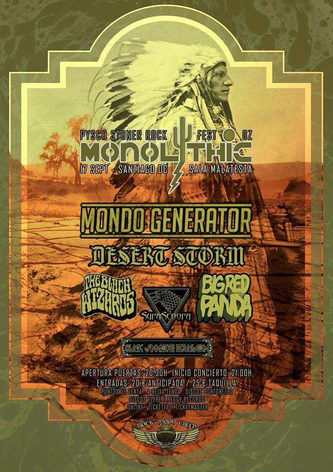 Cartel Monolithic Fest 2016
