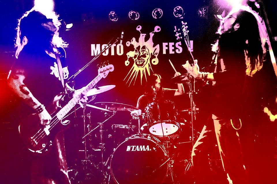 Eternal Elysium Band Live