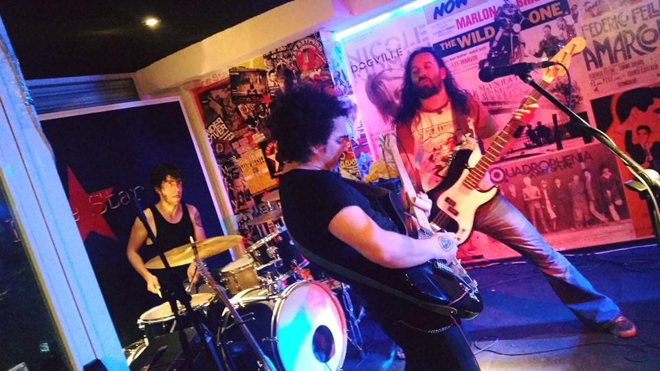 SCR Live Band 1