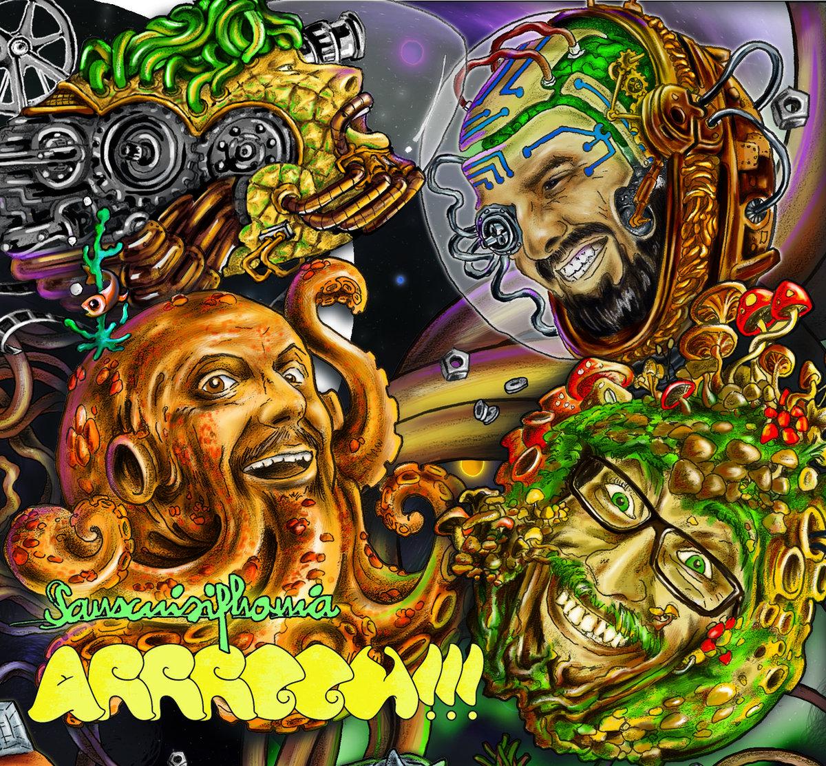Arrrggh! - Sanscuisiphonia