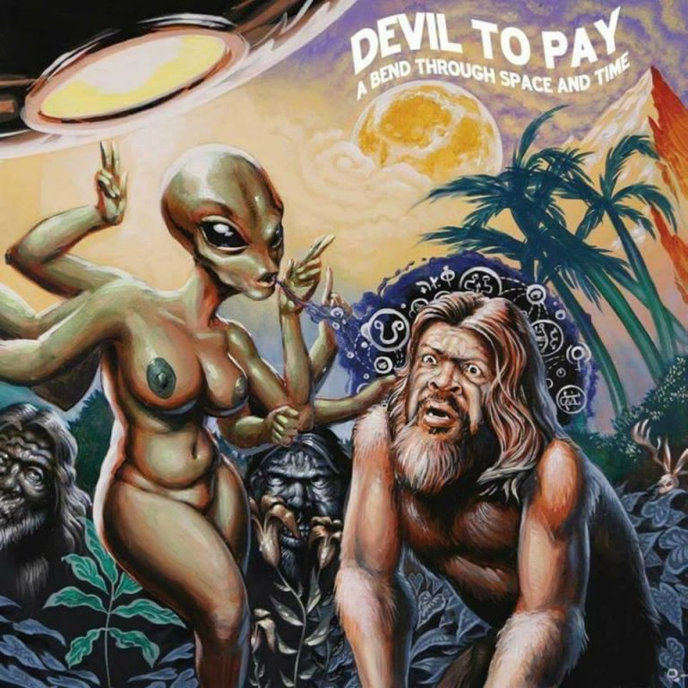 "Devil To Pay – ""A Bend Through Space and Time"" (2016)"