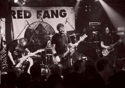 red-fang-live-band