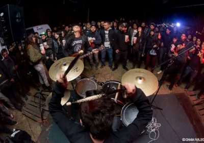 vinnum-sabbathi-band-live