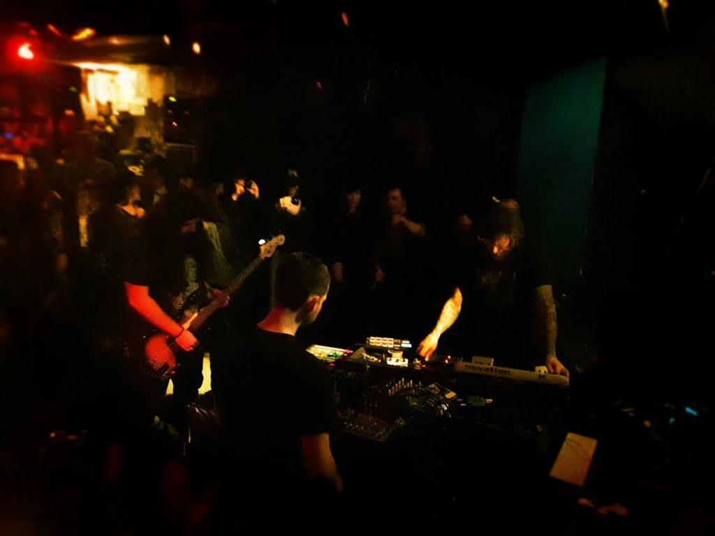 lazharus-band-live