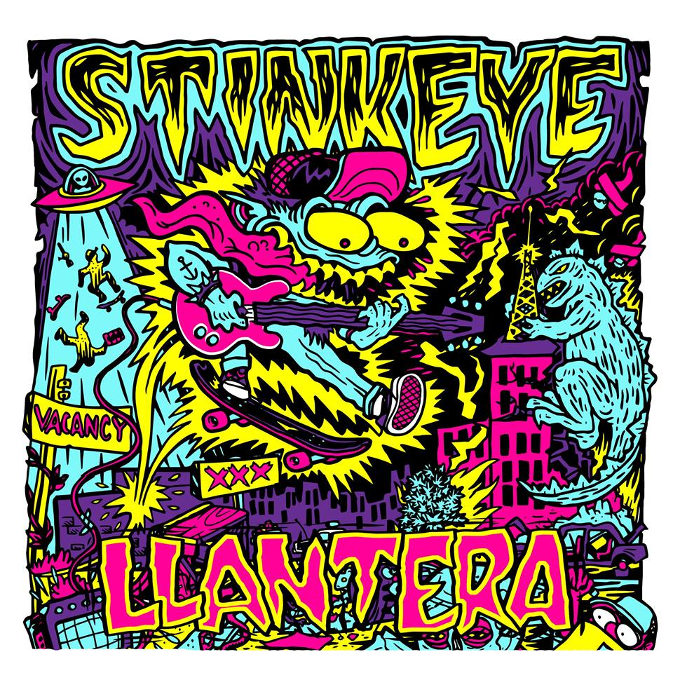 stinkeye-llantera