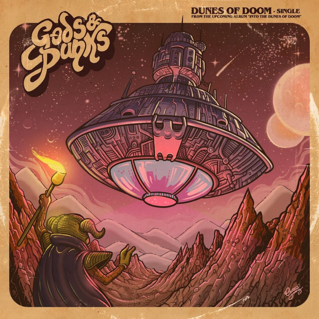 gods-punks-dunes-of-doom-single