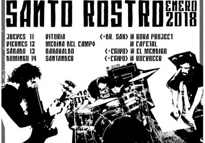 santo-rostro-cartel-mini-gira-norte-2018