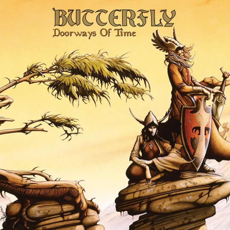 "Butterfly reviste el heavy metal con el prodigioso ""Doorways Of Time"""