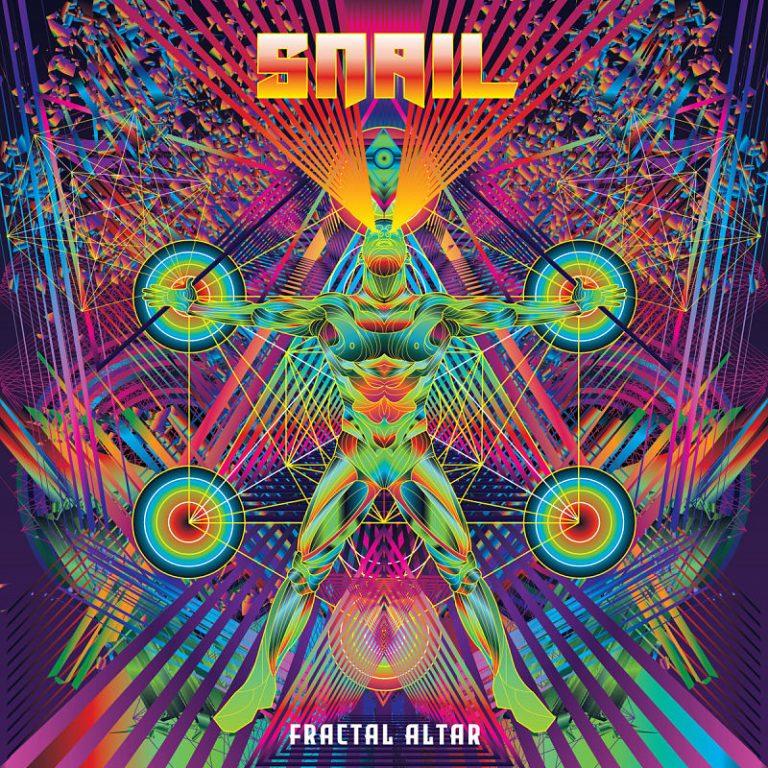 "Snail – ""Fractal Altar"" (2021)"