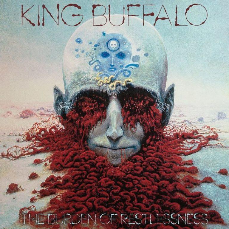 "King Buffalo – ""The Burden Of Restlesness"" (2021)"