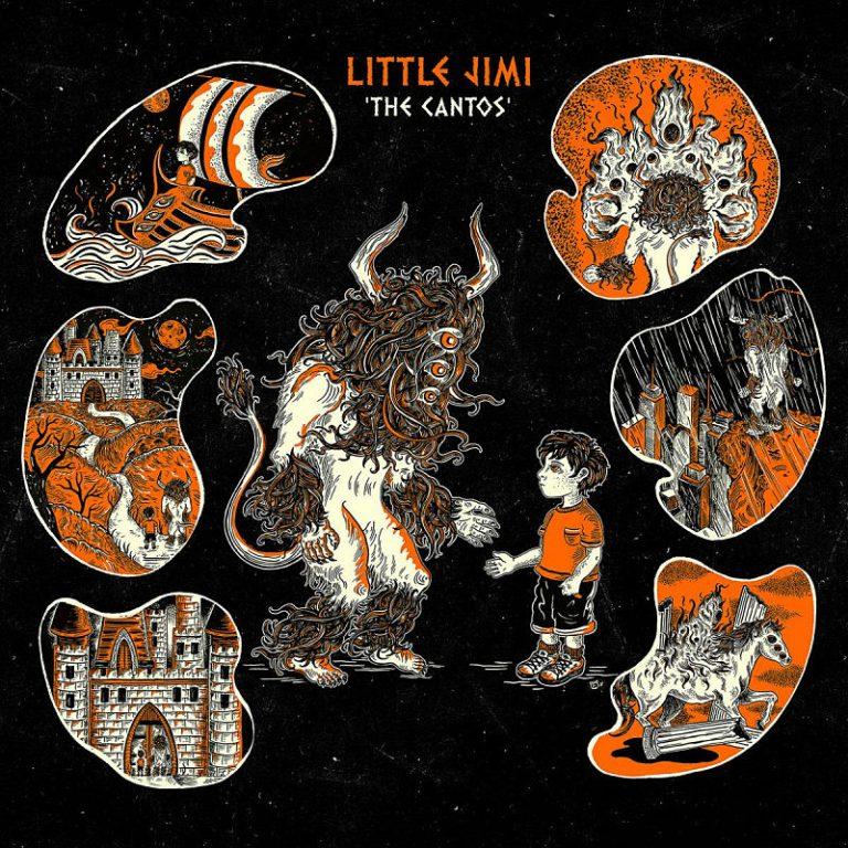 """""""The Cantos"""", la inmersión de Little Jimi"""